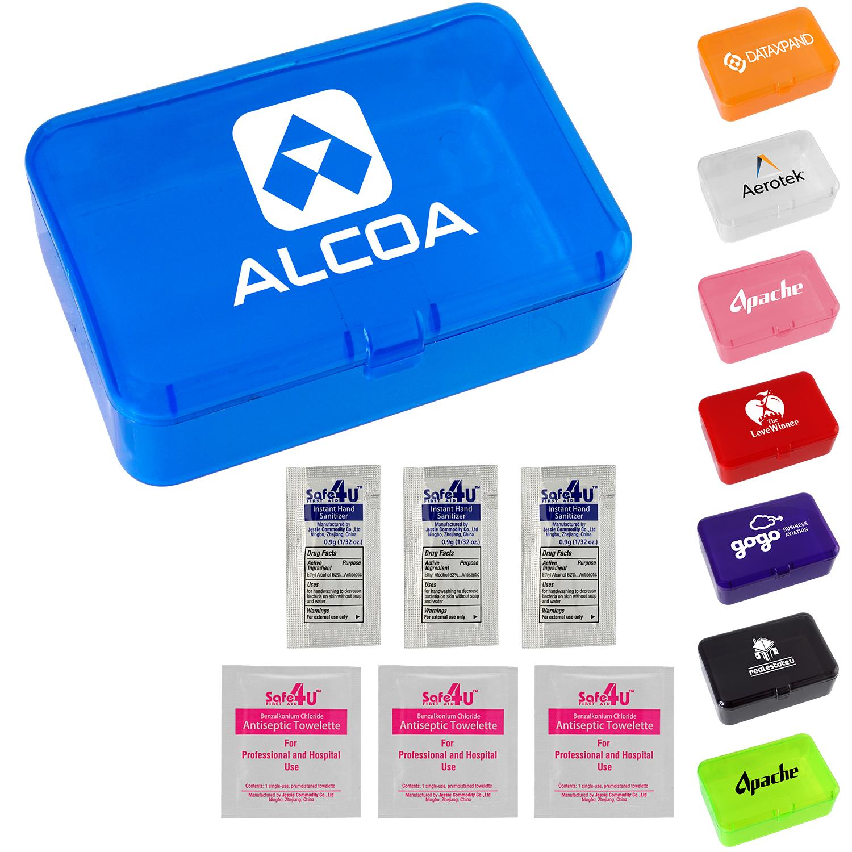 Colorful Sanitizing Box
