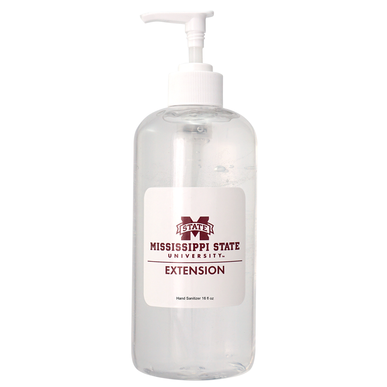 16 oz. Pump Hand Sanitizer