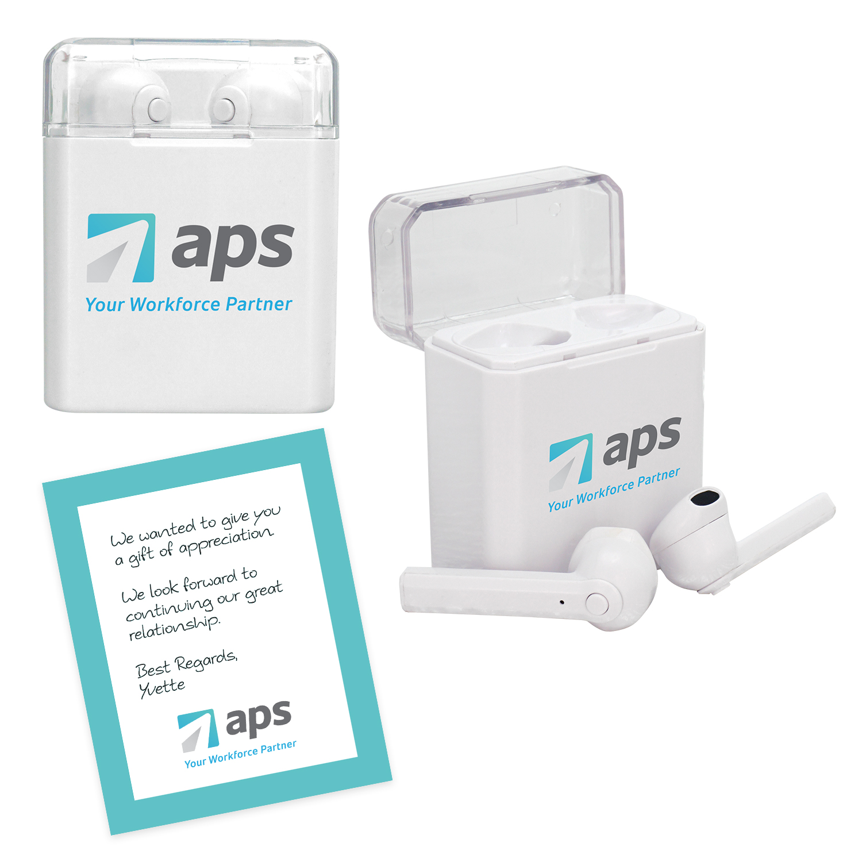 True Wireless Appreciation Ear Buds