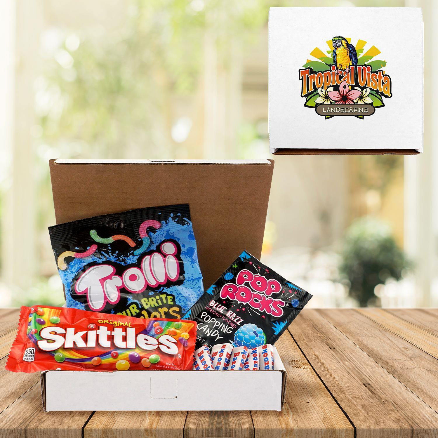 Sweet & Sour Candy Box