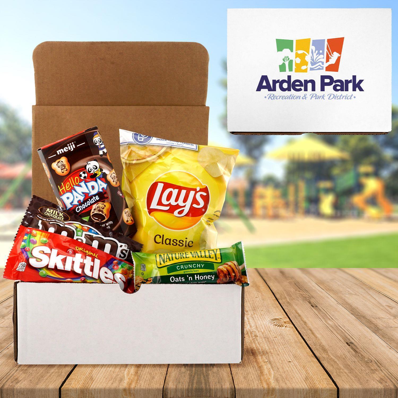 Virtual Meeting Snack Box