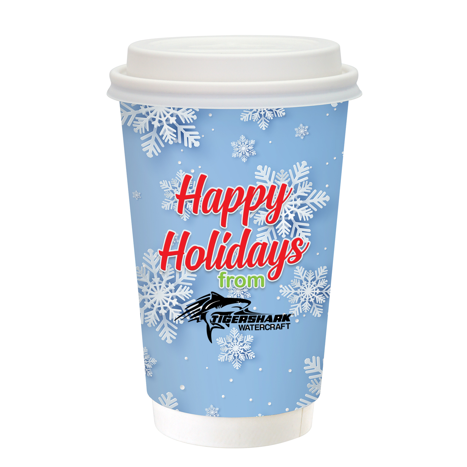 Holiday To Go Cup